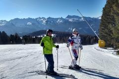 Ski-Safari Dolomiten 2019